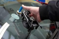 Steinschlagreparatur - Reparatur von Windschutzscheibe/Frontscheibe/Autoscheibe